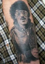 Татуировки группы 713